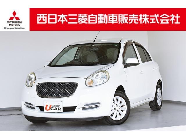 日産 マーチ ボレロ 1200 2WD ・純正メモリーナビゲーション・フルセグTV・ETC・スマートキー・スペアタイヤ