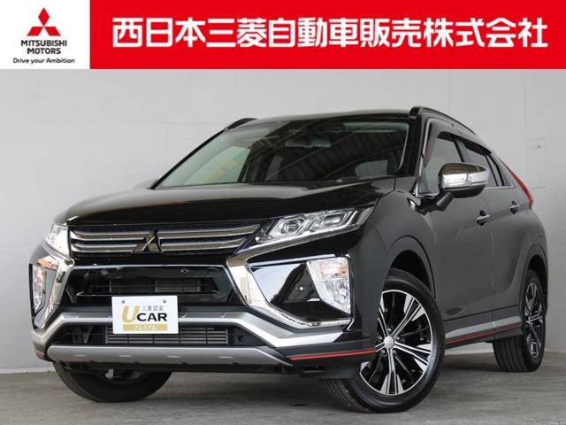 「三菱」「エクリプスクロス」「SUV・クロカン」「岡山県」の中古車