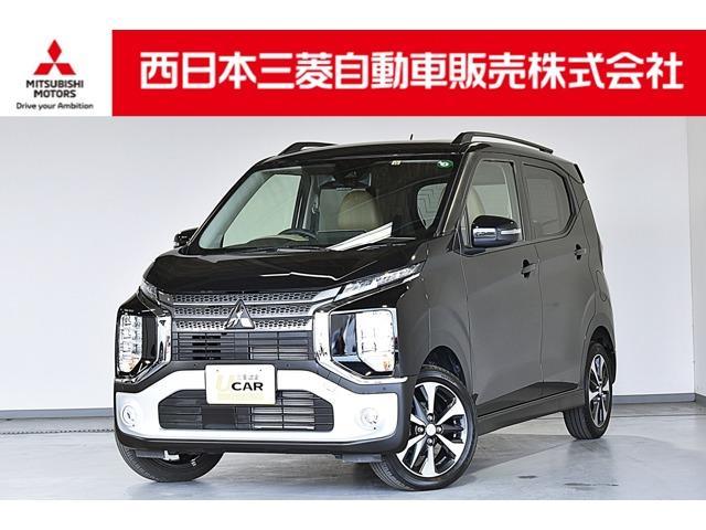 三菱 G 禁煙車・先進安全/プレミアムインテリアPKG