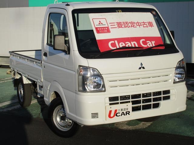 三菱 ミニキャブトラック みのり 5速マニュアルシフトH-L切換4WDデフロック