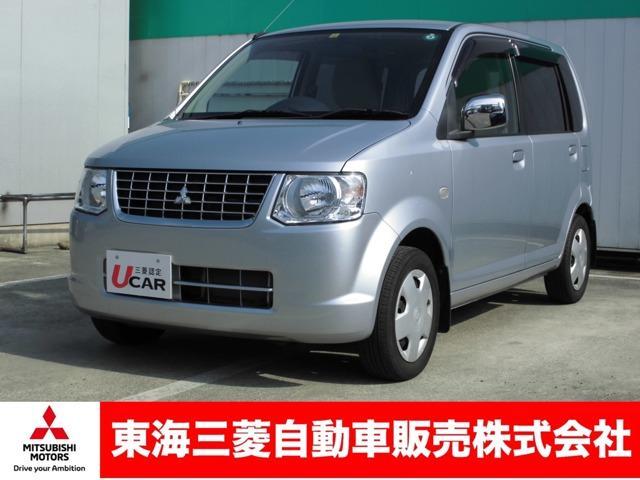 三菱 eKワゴン M 5速マニュアル車 CDデッキ キーレス
