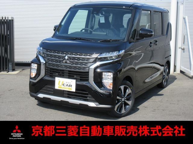 eKクロススペース(三菱) Gプラスエディション 届出済未使用車 マルチアラウンドカメラ ハンズフリースライドドア 中古車画像