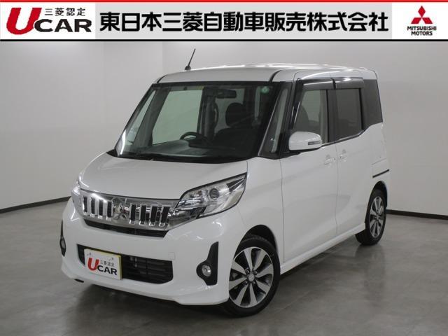 三菱 カスタムT 認定U-CAR ナビゲーション&TV ETC HID
