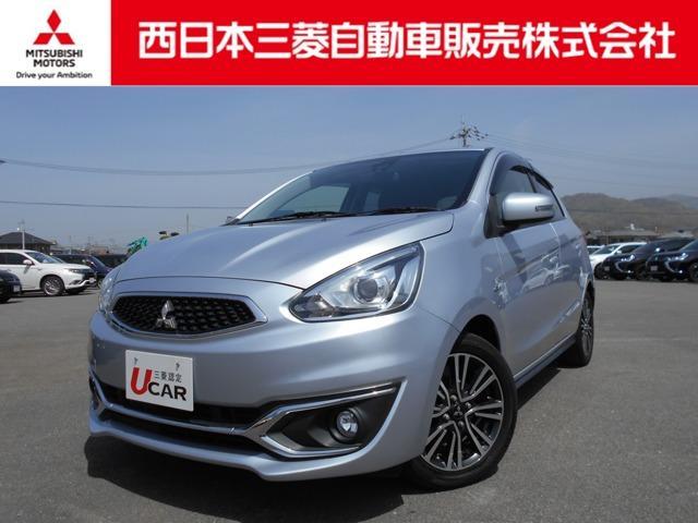三菱 1.2G バックカメラ・ETC・TV・CD・ナビ搭載車