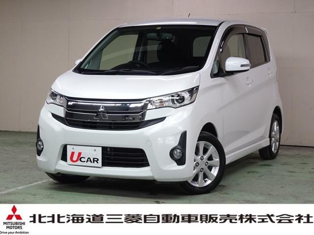 三菱 G Egスターター バックカメラ プッシュスタート シートヒーター HIDヘッドライト CDオーディオ 4WD
