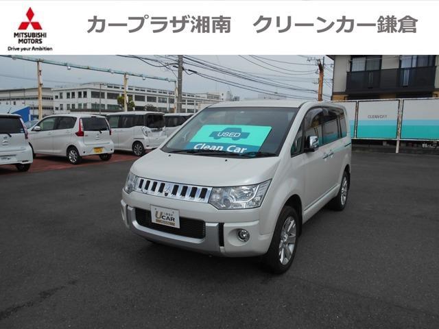 三菱 G プレミアム MMCSナビTV&ロックフォード