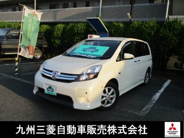 トヨタ G ナビ三菱認定中古車保証1年付 4WD スマートキー