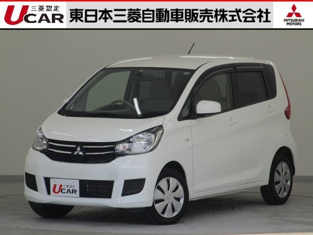 三菱 eKワゴン M 三菱認定1年保証