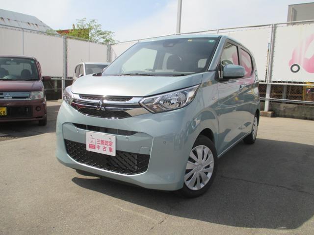 三菱 eKワゴン M 三菱認定中古車 シートヒーター