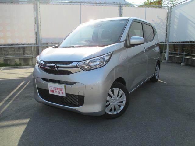 三菱 eKワゴン M 三菱認定中古車 キーレス