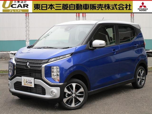 eKクロス(三菱) T サポカーS未使用車 先進安全・快適PKG 中古車画像