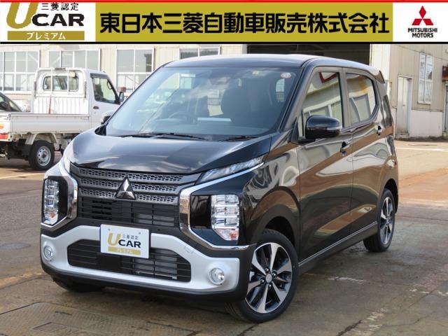 eKクロス(三菱) T サポカーS 先進安全・快適パッケージ 中古車画像