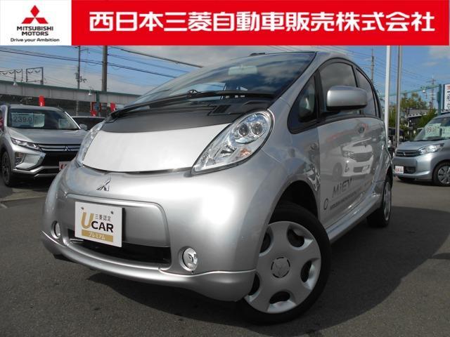 三菱 X 16.0KWH 社有車アップ メモリーナビ