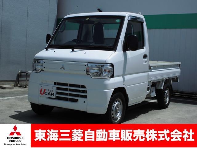 三菱 ミニキャブトラック Vタイプ パワステ エアコン 4WD 5速マニュアル