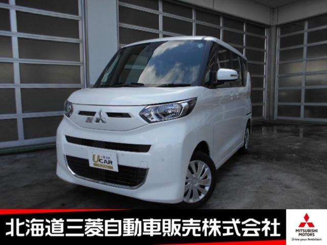 三菱 eKスペース G 当社社有車アップ社外ナビ装備