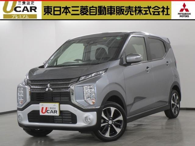 eKクロス(三菱) G サポカーS 認定U−CAR 中古車画像