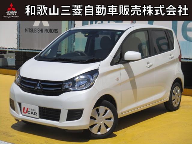 三菱 eKワゴン M e-アシスト 純正オーディオ 展示拠点 中島