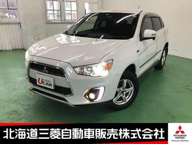 三菱 G 切替式4WD ナビ 夏冬タイヤ付き
