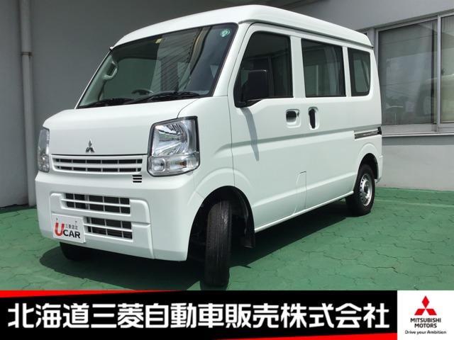三菱 ミニキャブバン M ナビゲーション 両側スライドドア 切替式4WD ETC