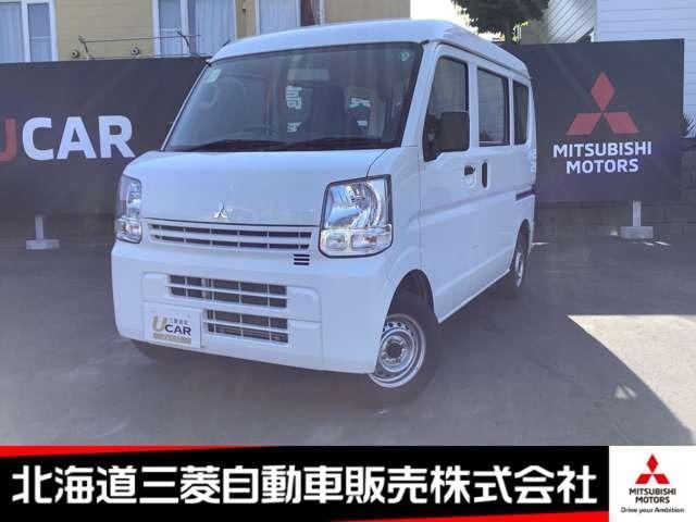 三菱 ミニキャブバン M 切替式4WD メモリーナビ ETC ABS 4WD