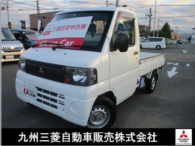 三菱 ミニキャブトラック Vタイプ ワンオーナー 4WD 1オーナー A/C P/S