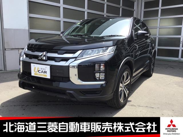 RVR(三菱)G 禁煙車 ナビ バックカメラ 衝突被害ブレーキ LEDヘッドランプ 中古車画像