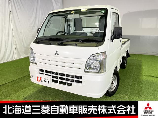 三菱 ミニキャブトラック M エアコン パワーステアリング オートマ 2人乗り
