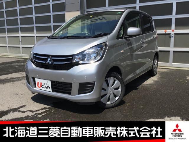 三菱 eKワゴン M e-アシスト ナビ・バックカメラ