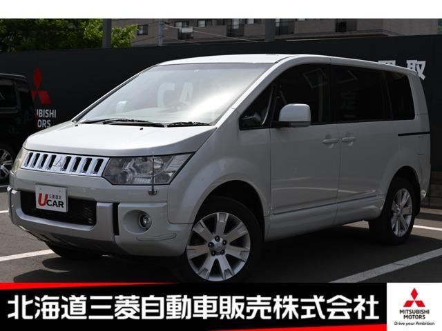 三菱 D パワーパッケージ 社外カーナビ バックカメラ付 クリーンディーゼル車