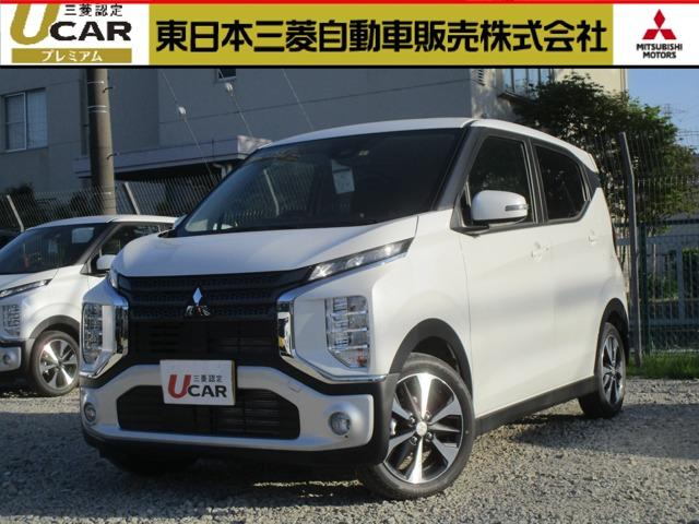 eKクロス(三菱) G サポカーS マルチカメラ 中古車画像