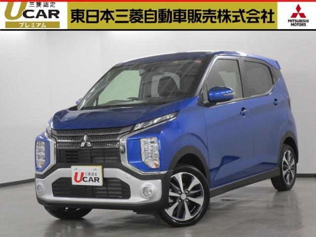 eKクロス(三菱) G サポカーS 先進安全・快適PKG 中古車画像