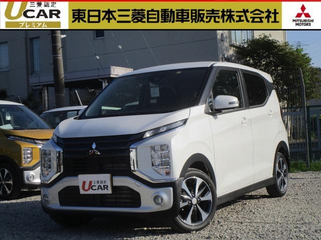 eKクロス(三菱) G サポカーS 届出済み未使用車 中古車画像