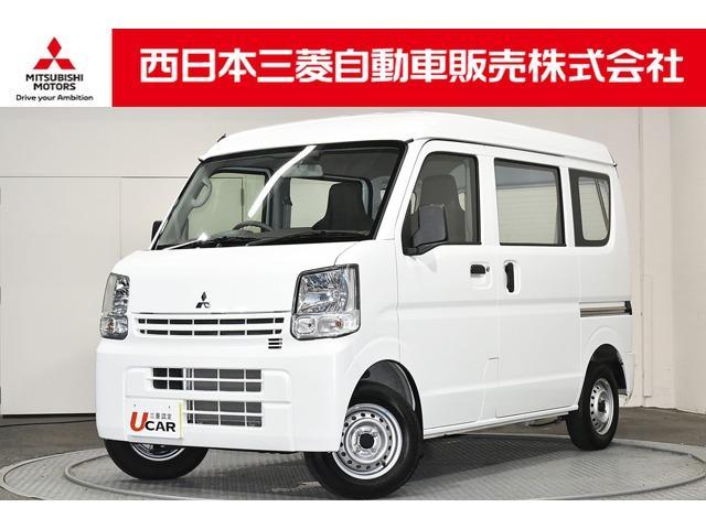 三菱 ミニキャブバン M 当社使用レンタカー AM/FMラジオ ETC 両席エアバック エアバック PS エアコン ETC ABS デュアルスライドドア