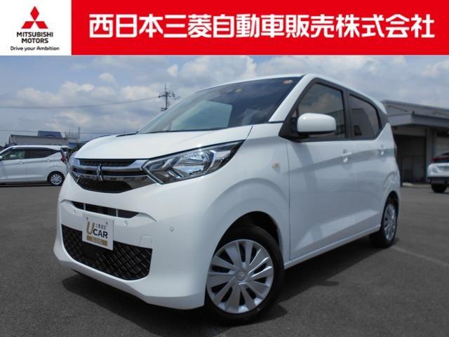 三菱 eKワゴン M フルセグTV・CDチューナー付きナビゲ搭載.