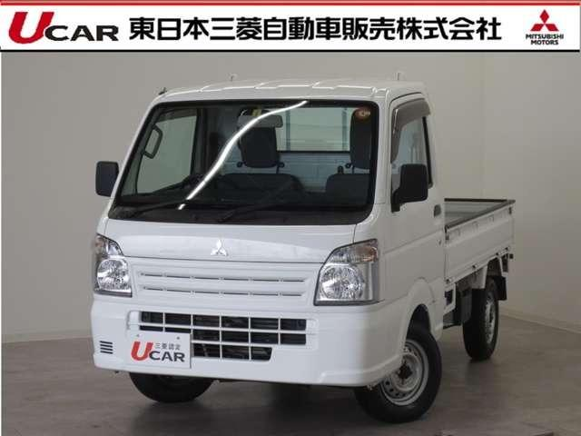 三菱 ミニキャブトラック M 4WD・エアバッグ装備
