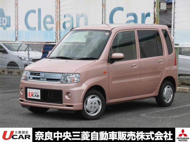 三菱 M メモリーナビ ワンセグTV CD バックカメラ キーレス ベンチシート 盗難防止装置 ETC