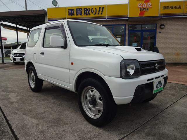 ジムニー(スズキ) XG CDオーディオ 中古車画像