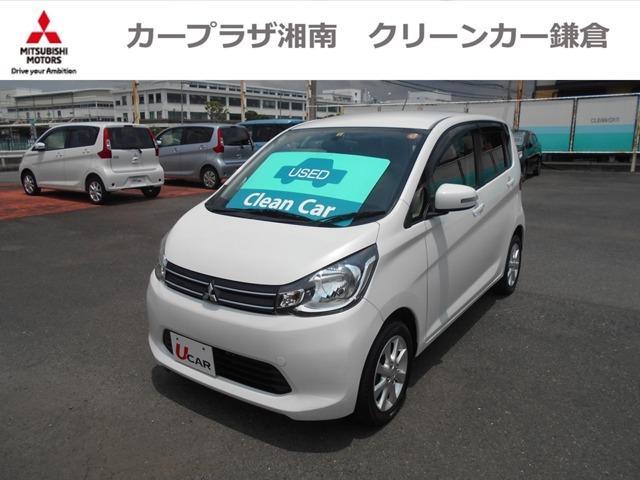 三菱 eKワゴン G メモリーナビTV