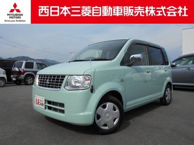 三菱 eKワゴン MX CDチューナー・ベンチシート