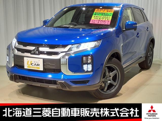 三菱 G フルセグナビ バックカメラ アイドリングストップ 切替式4WD