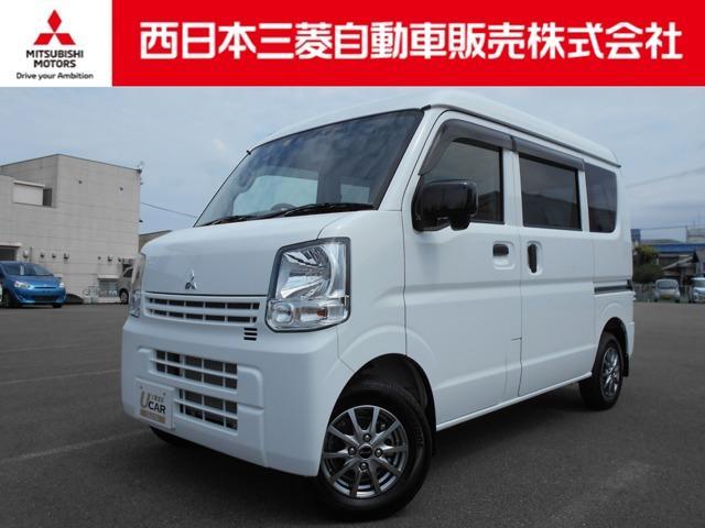 三菱 ミニキャブバン G フルセグTV・CD・ナビ・パワーウインド