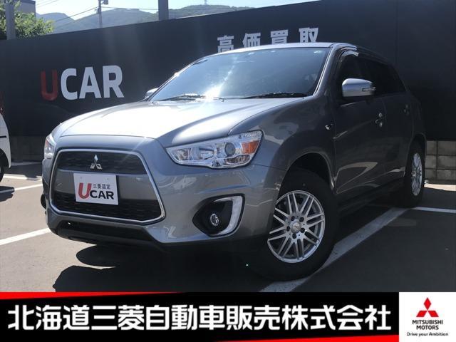 三菱 G 社外カーナビ バックカメラ付