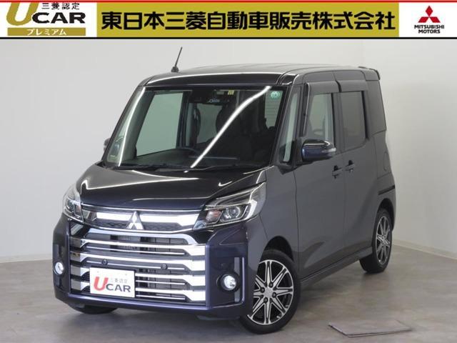 三菱 eKスペース Gセーフティ プラスエディション 4WD・アラウンドビューモニター