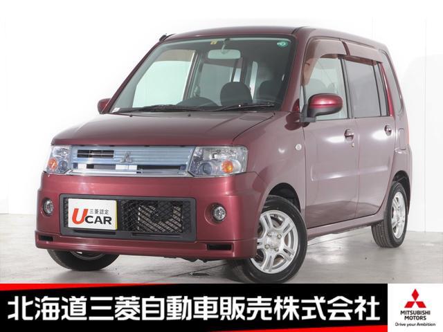 三菱 G ディスチャージヘッドライト シートヒーター ベンチシート ABS 4WD