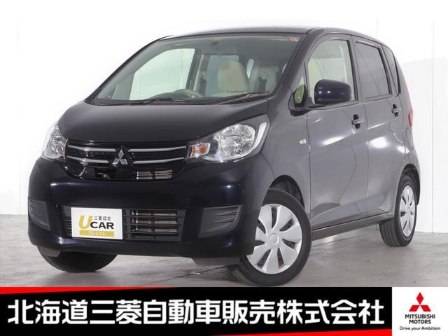 三菱 eKワゴン M ベンチシート アイドリングストップ シートヒーター
