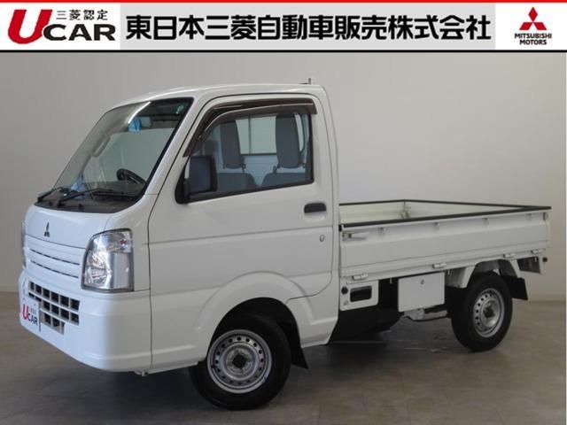 三菱 M エアコン・パワステ・オートマ・4WD