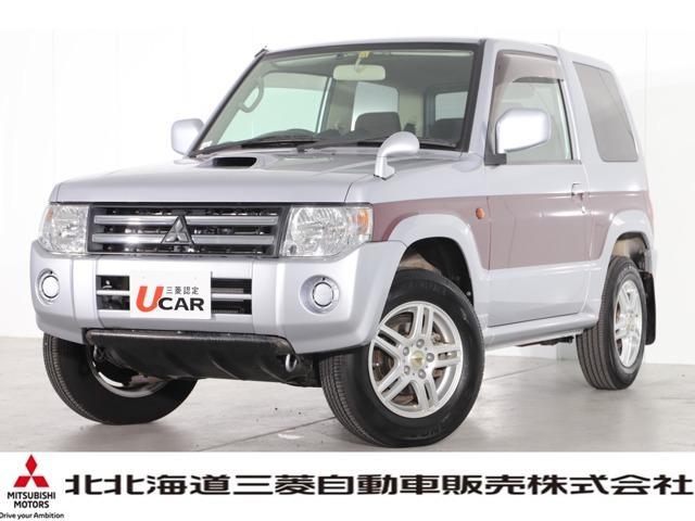 三菱 VR 5速マニュアル 寒冷地仕様 シートヒーター ヒーテッドドアミラー CDオーディオ キーレス 4WD