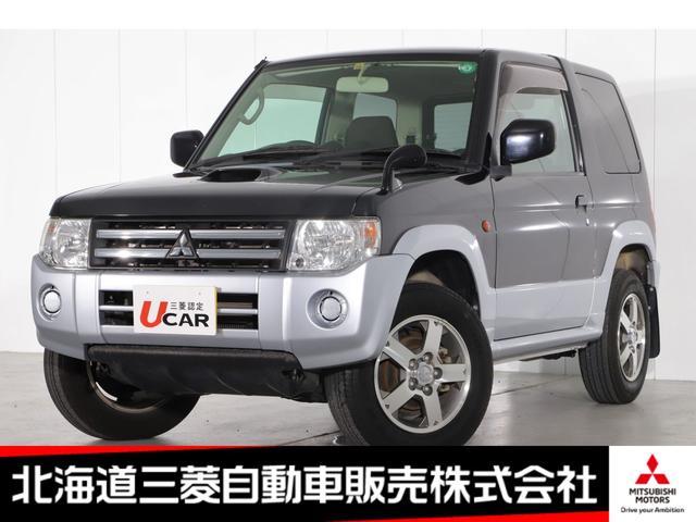 三菱 VR 5速マニュアル車 切替式4WD ナビ ターボ マッドガード キーレス ETC