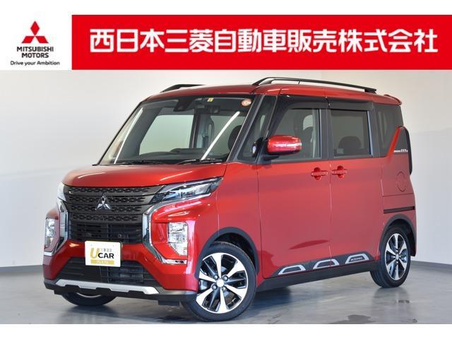 三菱 eKクロススペース T Mナビ・TV・全方位カメラ ターボ