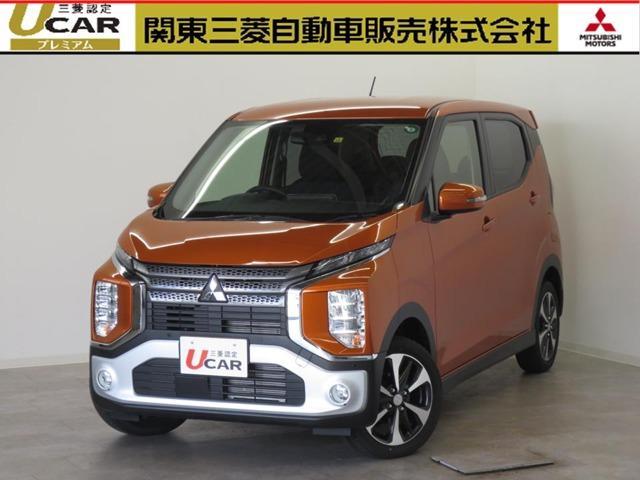 三菱 eKクロス T 純正CDステレオ・4WD